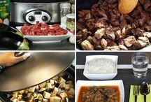 Slowcooking / de ideale manier om op een eenvoudige wijze heerlijke en voedzame maaltijden te bereiden.