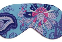Luxury Silk Sleep Masks / With over 75 elegant designs to choose from, there's a style to fit every personality. Both the lace and the silk back of the masks match the front design. Using a Bona Notti sleep mask truly is the way to sleep in style!
