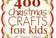 KIDS CHRISTMAS CRAFTS  / by Sherry Siler Reddekopp