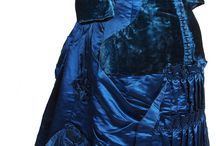 plus size historical dress
