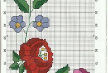 Keresztszemes / cross stitch