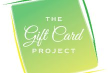 Gift Card Project / The Gift Card Project is a national effort meant to bring closer in proximity the needy and those who help them.
