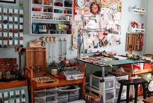 home sweet home | workspace / by Dorothy Lei