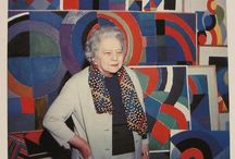 Patterns - Sonia Delaunay