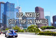 Los Angeles en famille : mini city trip