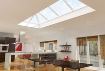 Eurocell Skypod Skylights / Meet our newest addition to the Eurocell product line: Skypod - a contemporary, hard-wearing skylight for flat roofs!