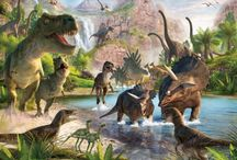 Leo's room / Dinosaurland