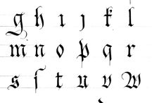 Kalligrafie les