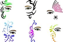 Maquillages libellules
