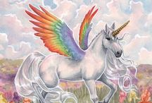 Sweet Rainbow Unicorn