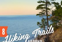 Adventures Beyond the AT / Hiking and travel around the world