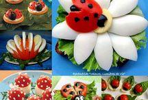 Ideas de comida