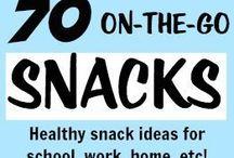 Portable snacks