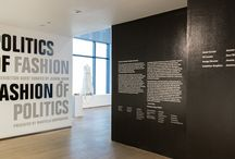 DXExhibitions: Politics of Fashion | Fashion of Politics / An exhibition that explores how fashion is a tool for communicating identity and political expression. On view from September 18 to January 25 at Design Exchange, Canada's Design Museum, in Toronto.