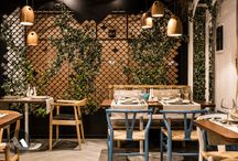 Pescada Restaurant - Mario Stoica Studio / Restaurant Design / Fish Restaurant / Interior Design / Product Design