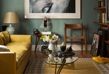 interiors and fabrics
