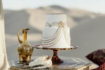 Oriental wedding decor inspired by the tales of the Thousand and One Nights