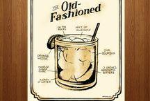 Beverage / True gentlemen drinks.