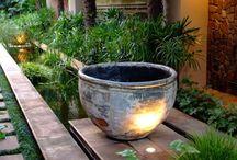 hardscape pot