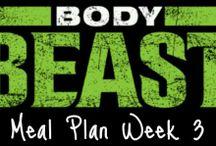Body beast / by Falicia Wizykoski