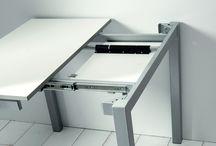 Mesas sistema extensible