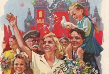 Soviet Holidays / by Russian Soul Vintage