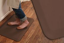 NewLife Mats  / Designed at the optimum foam thickness, NewLife Bio-Foam comfort mats are the perfect balance of support and stability. Each anti-fatigue mat is made in the USA with the highest quality standards, making NewLife an unparalleled combination of value and comfort.