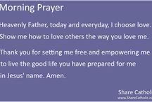 Morning Prayers / Morning Prayers