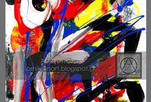 """""""ΩΔΕΣ ΤΟΥ ΠΟΝΟΥ ΚΑΙ ΤΡΟΥΦΕΣ"""" / Ζωγραφική και σκίτσα με αφορμη την ποιητική συλλογή του Οδυσσέα Γιαννάκη, την οποία εικονογραφησα."""
