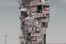 JUNK Architecture / 混沌と秩序  chaos & order