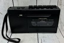 CASSETTE TAPE PLAYER RECORDERS IN MY EBAY SHOP FOR SALE