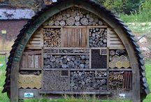 Domčeky pre hmyz