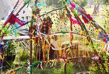 Zahrada pro děti a relax