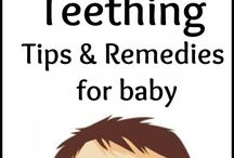 Teething / Teething tips