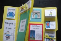 Kyla K5 / Lap books of Interest, experiments, and activities to foster core curriculum.  / by Emilia Fayth