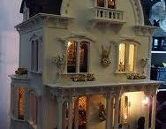 Favourites / Dollhouses that I admire.