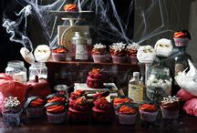 Halloween with Belle's Patisserie / Take a look at our delicious treats that we did for Halloween