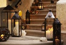 Candles and Lanterns Decorations