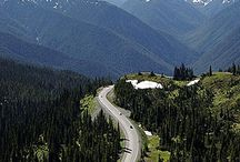 Olympic National Park, WA / One of the most beautiful national parks in the world.