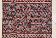 Ikat Woven Toraja