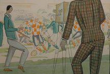 George Gaudion (1885-1942) / illustration art déco