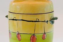 Ceramics: Linda Arbuckle