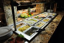 Salad Island / Vibrant selection of gourmet salads and traditional Brazilian stew dishes, vegetables and side dishes Viva Brazil Restaurants