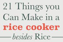 recepten rijstkoker