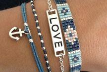 Beadwork / Beadworks, loom bead, miyuki beads, peyote stitch