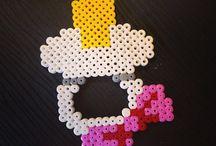 hama beads baby