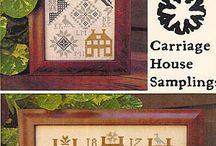 Carriage House Samplings/Kathy Barrick