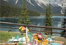 Styled Shoots / Rocky Mountain Styled Photo Shoots for Wedding Inspiration, Banff Wedding Photographer, Canmore Wedding Photographer, Rocky Mountain Wedding Photographer