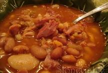 Soups / by Christy Dockery