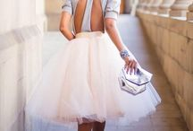 Como combinar tu falda de tul